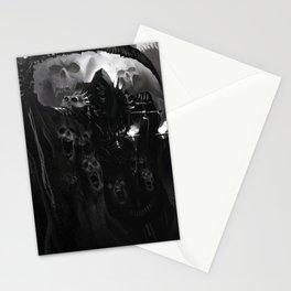 Death Necromancer Stationery Cards