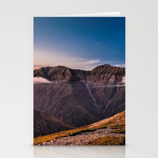 Southern Alps I Stationery Cards