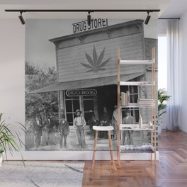 Drug Store #1 Wall Mural