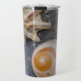 shell duo Travel Mug