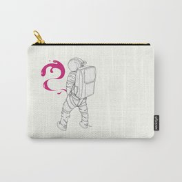 P{ee}ink in Space Carry-All Pouch