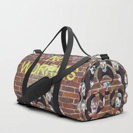 NO WORRIES 01 Duffle Bag