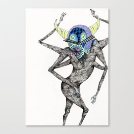 Dancing Spirit Canvas Print