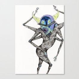 Dancing Spirit Canvas Print