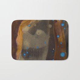 joelarmstrong_rust&gold_01 Bath Mat
