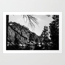 Mammoth Lakes 4 Art Print