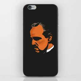 Vito Corleone - The Godfather Part I iPhone Skin