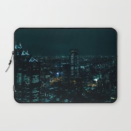 Sleepless city Laptop Sleeve