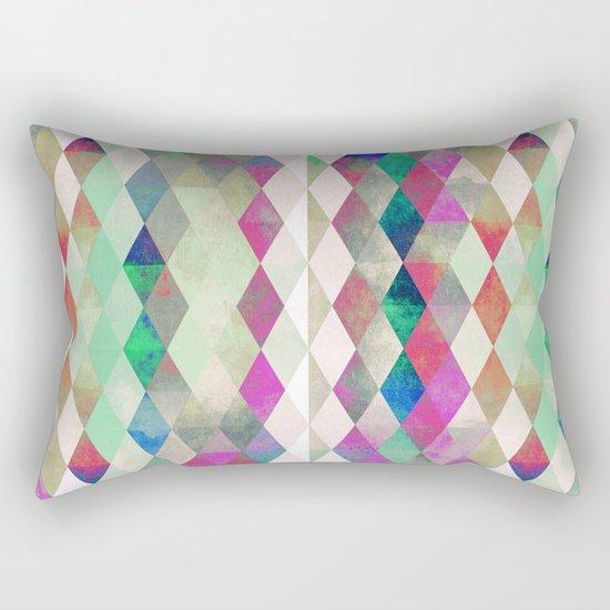 Pattern R20 Rectangular Pillow