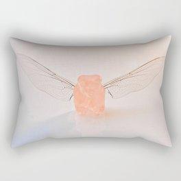 Gummy fly Rectangular Pillow