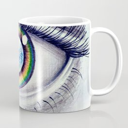Watch the Earth Coffee Mug