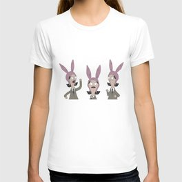 3 Little Louise' T-shirt