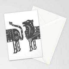 Panthera Tigris Sumatrae Stationery Cards