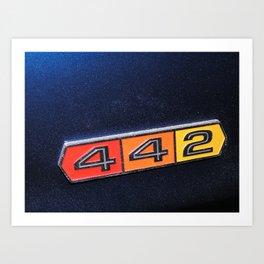 442 Art Print