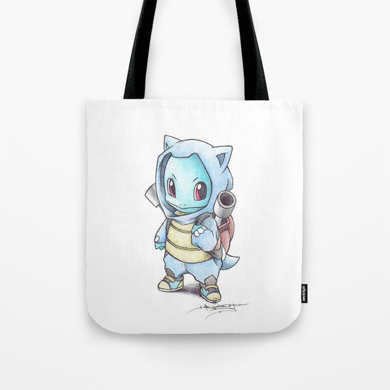 Blast from the... Future? Tote Bag