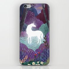 The Last Unicorn iPhone & iPod Skin