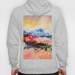 Dreaming volcano Hoody