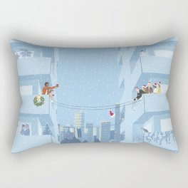 Pass the Cheer 1 Rectangular Pillow