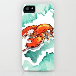 The Lobster iPhone Case