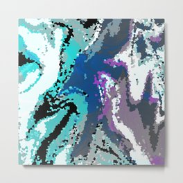 Dancing to the Beat of Your Own Drum Metal Print
