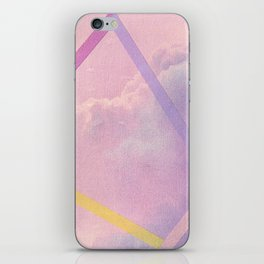 What Do You See III iPhone Skin