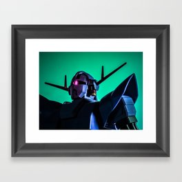 sieg zeong Framed Art Print