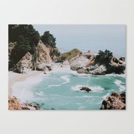 big sur / california Canvas Print