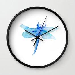 Dragon fly 3 Wall Clock