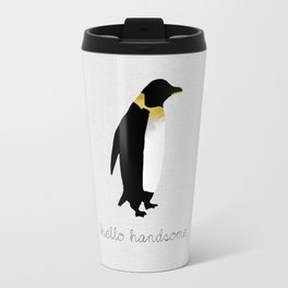 Hello Handsome Travel Mug