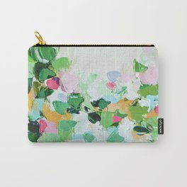 Mint Julep Carry-All Pouch