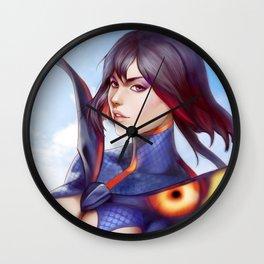 Kill la Kill: Ryuko Matoi Wall Clock