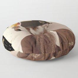 Odd Fellow Floor Pillow