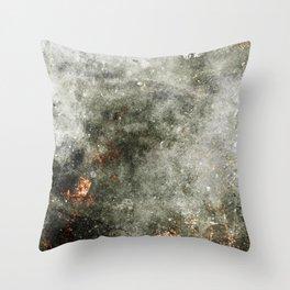 Abstract XIV Throw Pillow