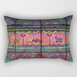 Cobertor Nativ Rectangular Pillow
