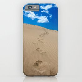 Dunes of Gran Canaria iPhone Case