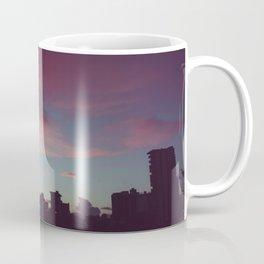 Painted Sunset Sky - Hawaii Coffee Mug