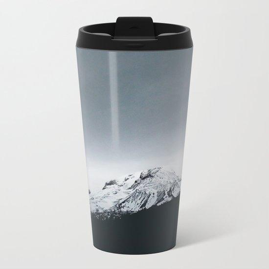 Mt. Hood x Oregon Metal Travel Mug