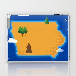 Iowa Island Laptop & iPad Skin