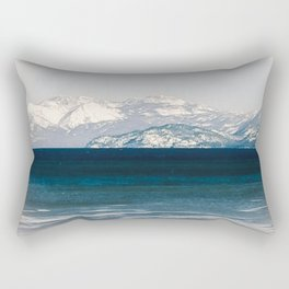 Dreams of Fading Memories Rectangular Pillow