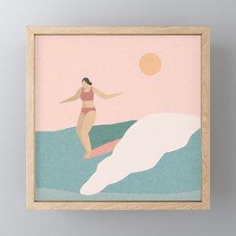 Water Sign Framed Mini Art Print