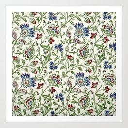 "William Morris ""Brentwood"" Art Print"