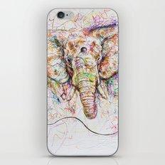 Elephant // Sananga iPhone & iPod Skin
