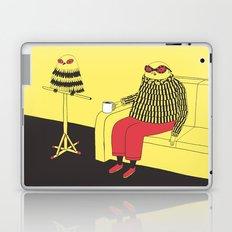 Owl Lookalike Laptop & iPad Skin