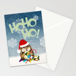 Currier & Bunnies: HO HO HO Stationery Cards