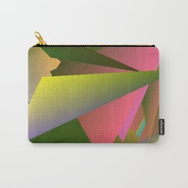Dancing in the Garden Abstract 2 Carry-All Pouch