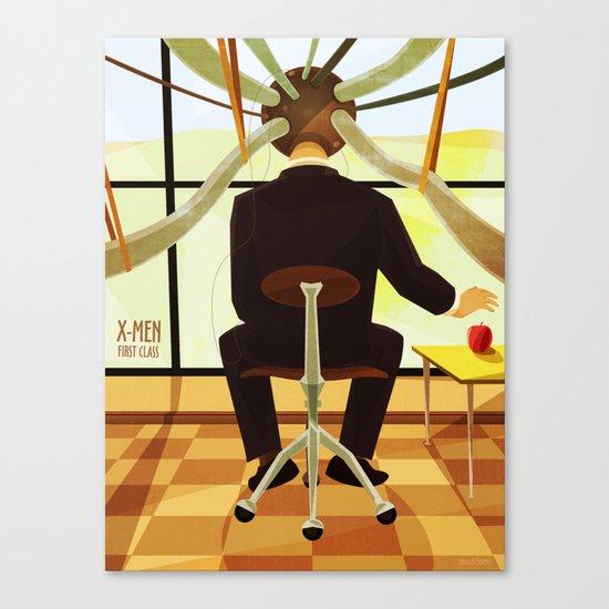 Head Master Canvas Print