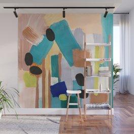 Dusty Quartz Abstract Wall Mural