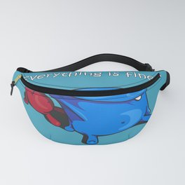 Everything is fine Fanny Pack