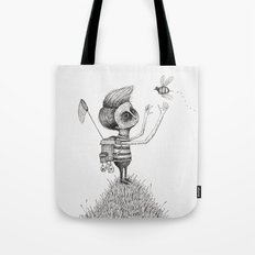 'The Bug Collector' Tote Bag