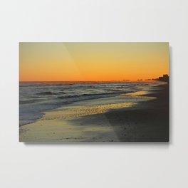 Gorgeous Seascape View Metal Print